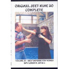 Jeet Kune Do Volume 20-Womens Self Defense-Sifu Lamar M. Davis II